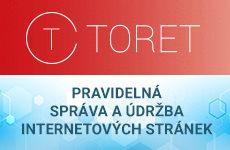 Pravidelná správa a údržba internetových stránek